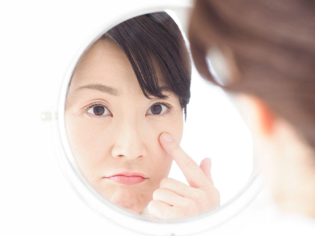 老け顔の原因・小じわ!スキンケアの見直しと生活習慣で改善するテクニック伝授